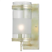 Walthall Silver Wall Sconce