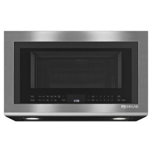 Stainless Steel Jenn-Air® 30-Inch Over-the-Range Microwave Oven
