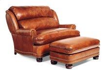 Austin High Back Chair & 1/2 & Ottoman & 1/2