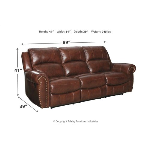 U4280288 In By Ashley Furniture In Tacoma Wa Reclining Sofa