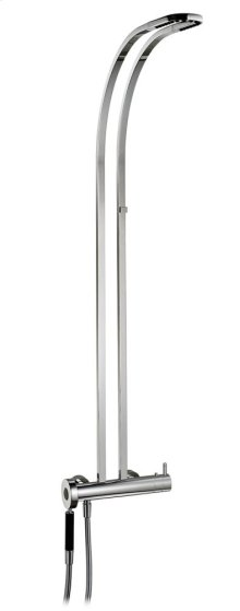 "StrinG 1/2"" thermostatic shower column"