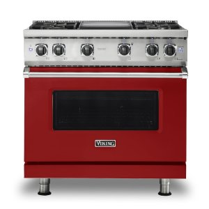 "Viking36"" Gas Range - VGR536 Viking 5 Series"