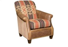 Frisco Leather Fabric Chair