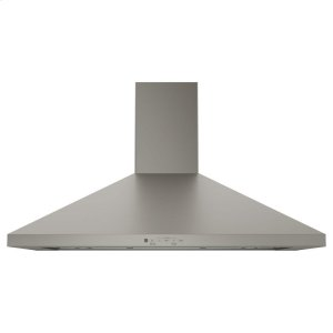 "GE®36"" Wall-Mount Pyramid Chimney Hood"