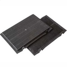 Charcoal Replacement Filter for use with EI59, EW56 and EW58 Series Range Hoods