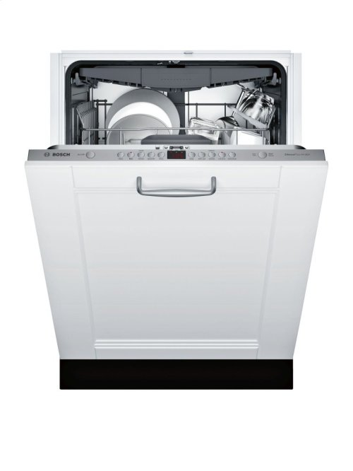 "300 Series 24"" Panel Ready Dishwasher SHV863WB3N Custom Panel Ready (Panel Not Included)"