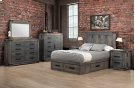 Queen 4 Drawer Condo Bed Product Image