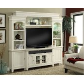 Tidewater 50 in. Console Entertainment Wall