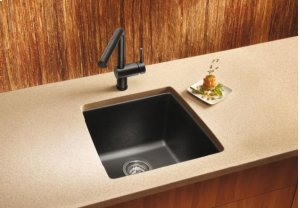 Blanco Performa Single Bowl - Metallic Gray