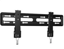 "Black Premium Series Fixed-Position Mount for 51"" - 80"" flat-panel TVs up 125 lbs."