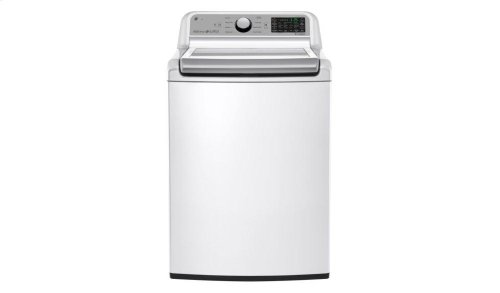 5.0 cu. ft. Large Capacity Smart wi-fi Enabled Top Load Washer