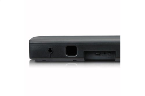 2.0 ch Compact Sound Bar with Bluetooth® Connectivity