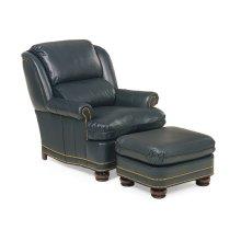 Austin High Back Chair and Ottoman