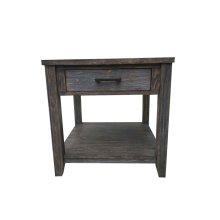 Rustic Nutmeg Side Table