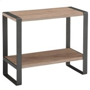 Munich Console Table in Grey Product Image