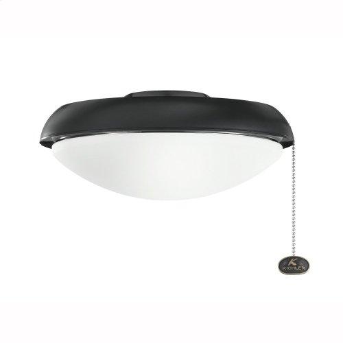 Climates CFL Slim Profile Light Kit Satin Black