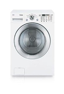 xl front load allinone washer dryer combo with 7 washing programs hidden