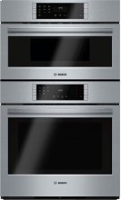 "Bosch 800 Sgl Oven, 30"", Combi-Ready Product Image"