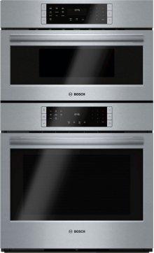 "Bosch 800 Sgl Oven, 30"", Combi-Ready"