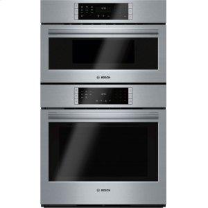 """BoschBosch 800 Sgl Oven, 30"""", Combi-Ready"""
