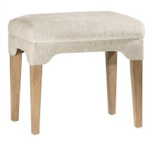 Cady Backless Vanity Stool