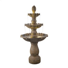 Sherwood - Outdoor Floor Fountain