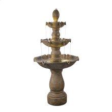 Sherwood - Outdoor Floor Fountain