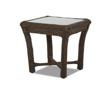 Laurel Square End Table