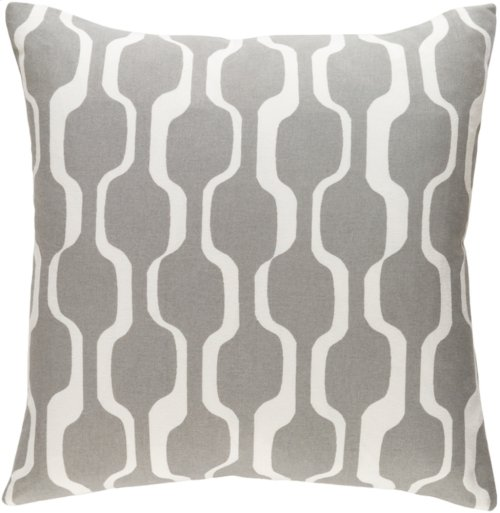 "Trudy TRUD-7125 18"" x 18"" Pillow Shell with Polyester Insert"