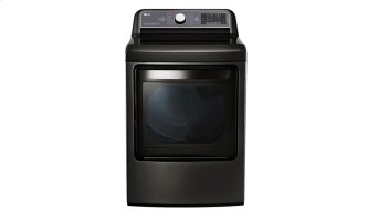 7.3 Cu. Ft. Turbosteam Dryer With Easyload