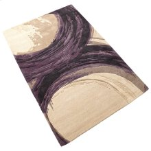 Purple Percival Rug