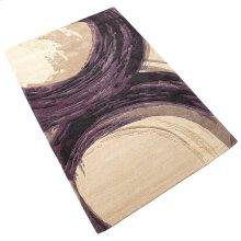 Purple Percival Rug