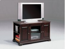 Crown Mark Harris Espresso TV Stand with Storage