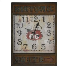 """ROUTE 66 TIME"""