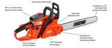 CS-370F 36.3cc Easy-Starting Chain Saw