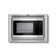 """27"""" Stainless Steel Built-in Convection Microwave (Trim Kit Available in 27"""" and 30"""")"""