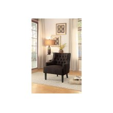 Accent Chair, Chocolate