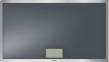 Full surface induction cooktop CX 491 610 Stainless steel frame Width 36""