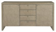 Mosaic Buffet in Dark Taupe (373)