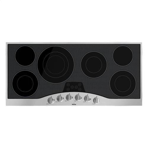"""FLOOR MODEL 45"""" Electric Cooktop"""