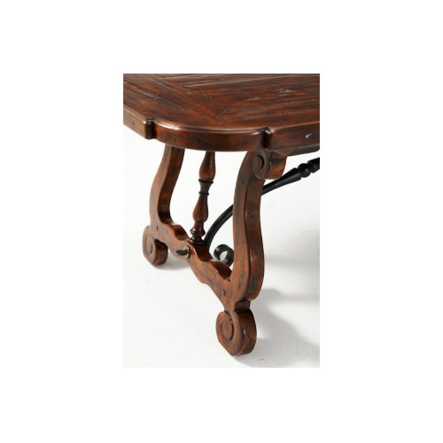 The Country Lyre Cocktail Table