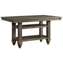 Dining - Balboa Park Counter Height Table w/Shelving Product Image