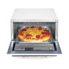 PANASONIC Flashxpress Toaster Oven With Double Infrared Heating - White - Nb-G110pw