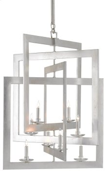 Middleton Chandelier - 39h x 28w x 28d, adjustable from 56h to 115h