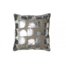 Pillow 50x50 cm SHADOW silver