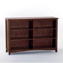 Horizontal Bookcase (Cherry)