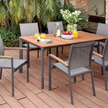Oshawa Patio Dining Table