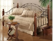 Camelot Wood Post Daybed