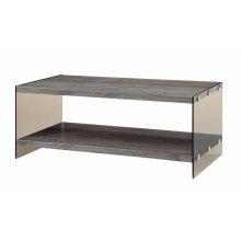 Rustic Grey Coffee Table