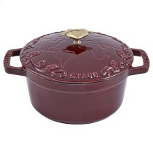 Staub Cast Iron 8-inch Enamel Saute pan Tomorrowland
